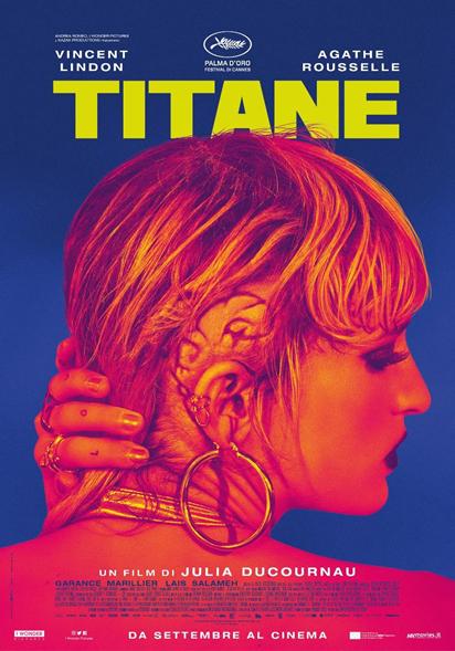 Titane - Recensione in Anteprima. Al Cinema dal 1 Ottobre 2021