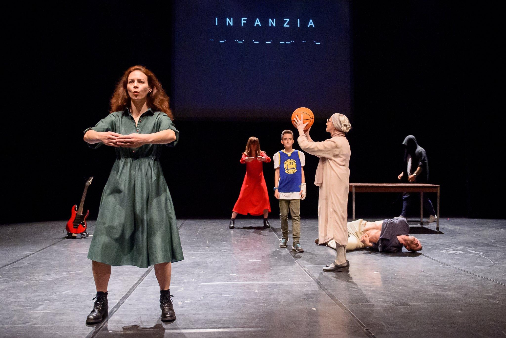 Teatro Franco Parenti - La banca dei sogni. 29 Settembre - 3 Ottobre 2021