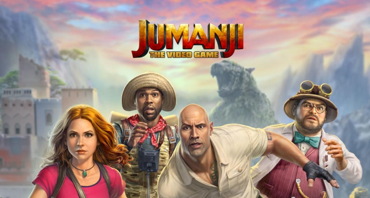 JUMANJI: IL VIDEOGIOCO in arrivo con una Enhanced Edition per PlayStation 5