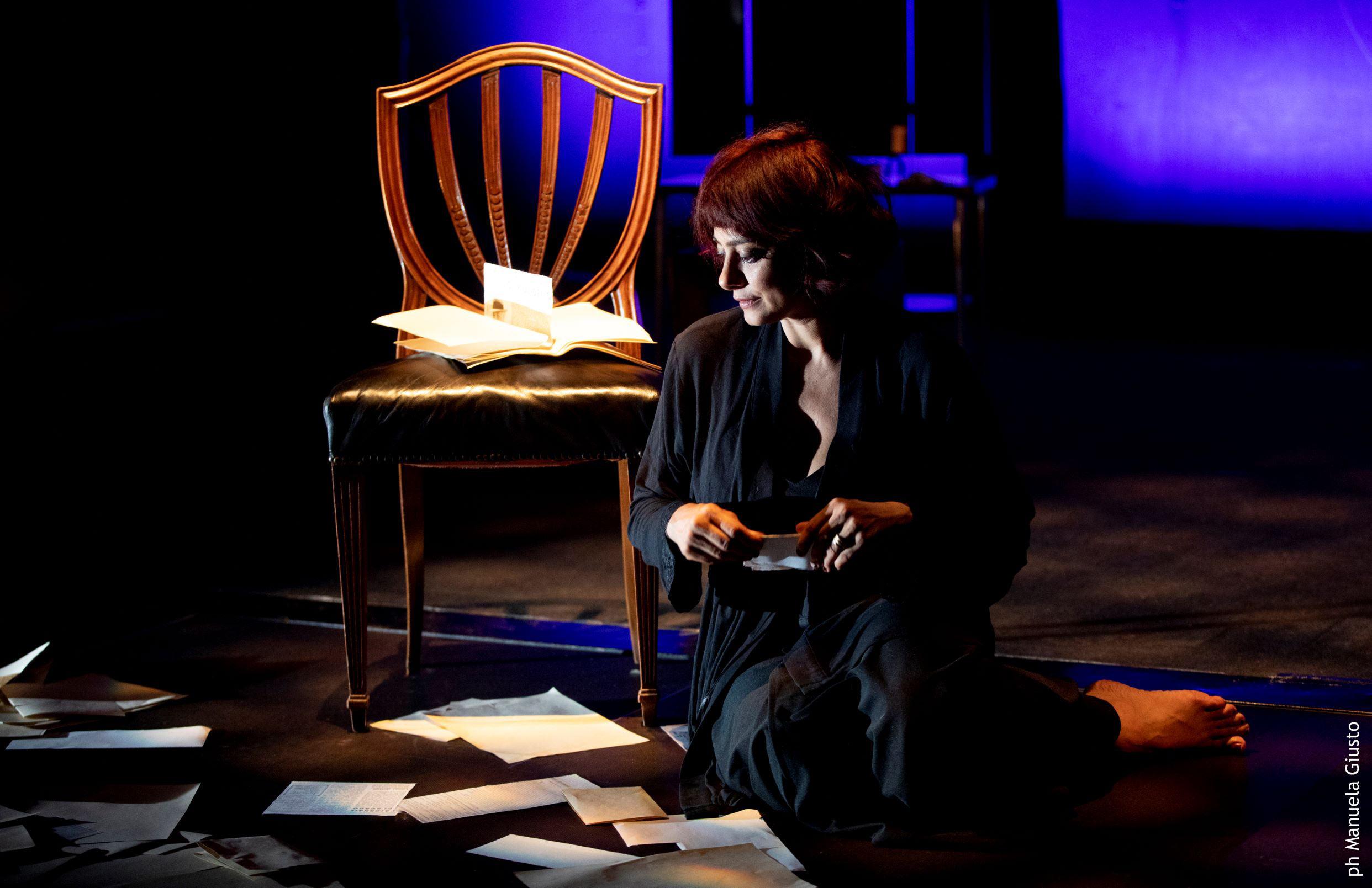 NON DOMANDARMI DI ME, MARTA MIA al Teatro Studio Scandicci (Firenze)