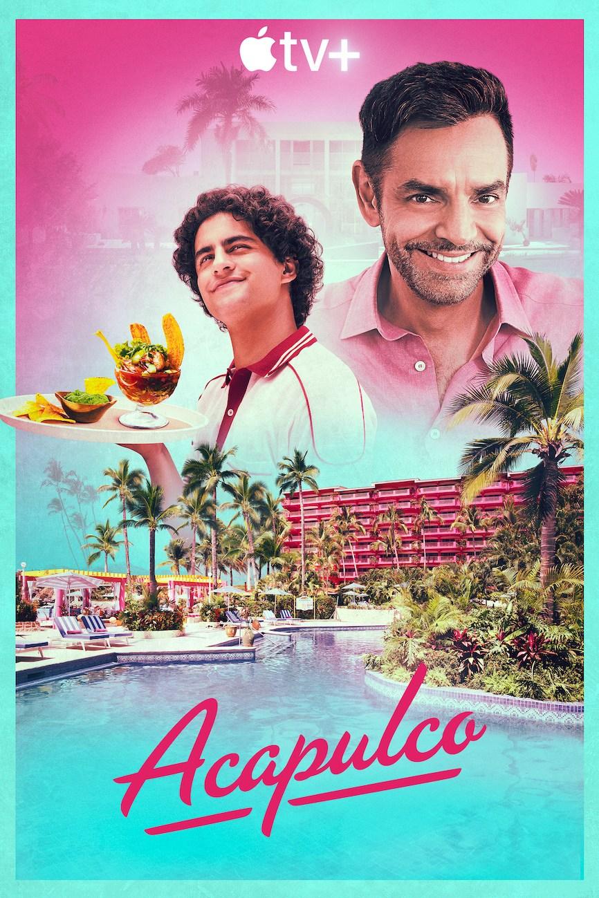 """""""Acapulco"""", la nuova serie di Apple in lingua spagnola e inglese con Eugenio Derbez"""