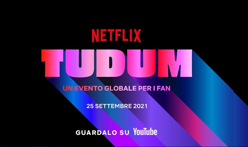 TUDUM, la programmazione del primo evento Netflix globale per i fan