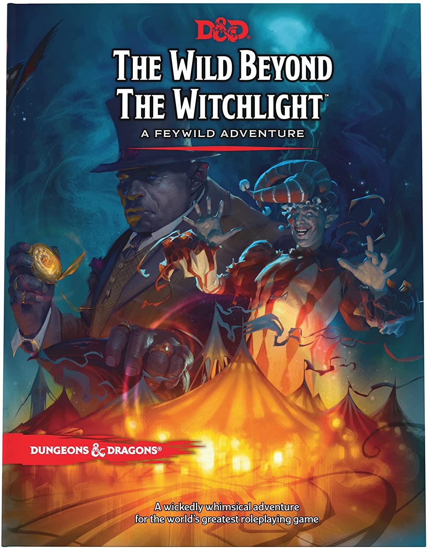Novità D&D: The Wild Beyond the Witchlight ora a stock!
