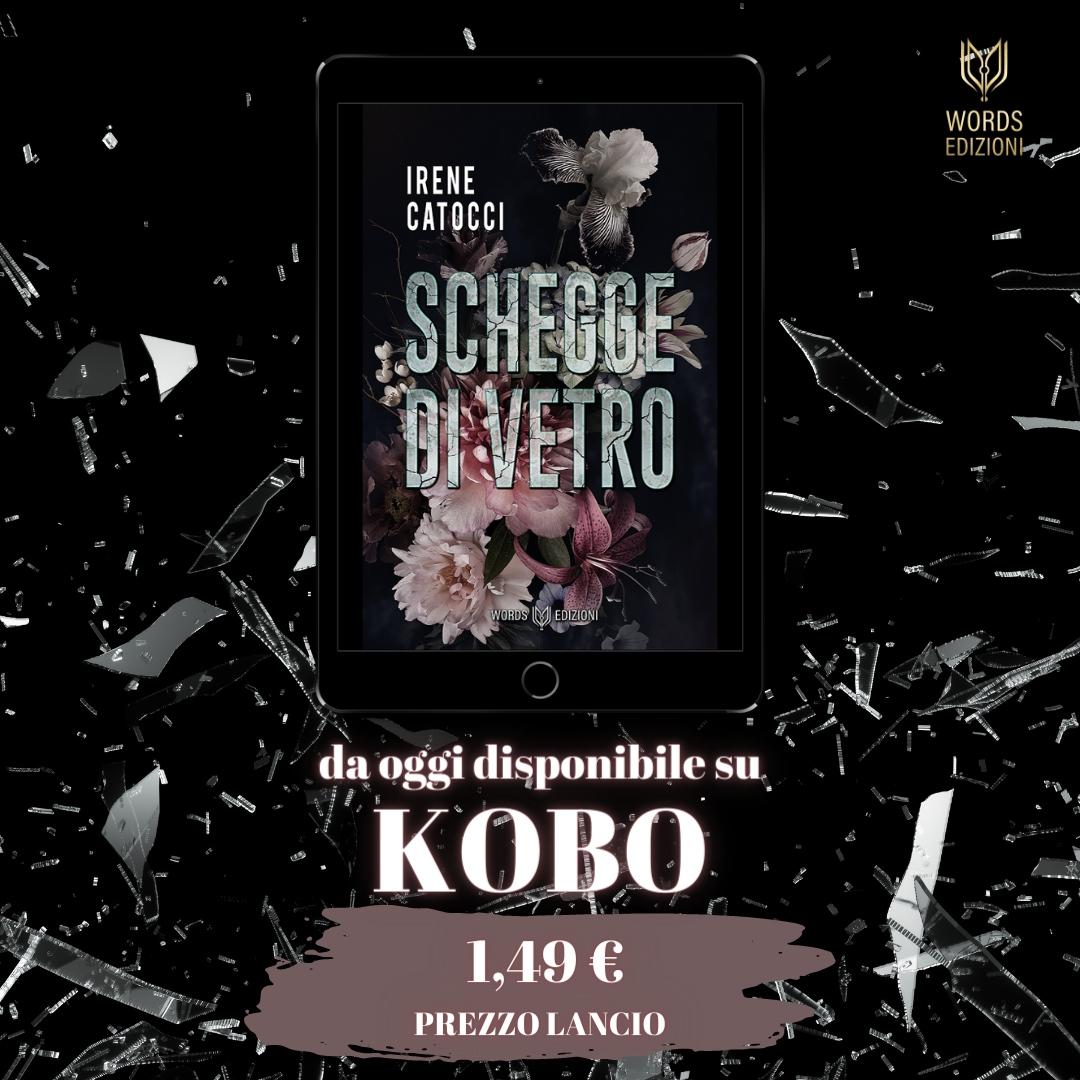 Words Edizioni sarà presente su Kobo Italia