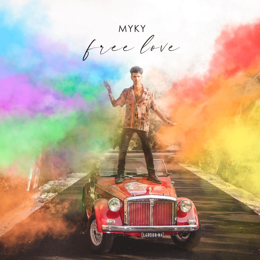 FREE LOVE, IL NUOVO SINGOLO DI MYKY