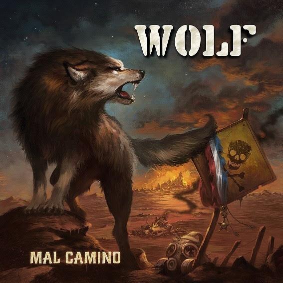 WOLF annuncia l'album