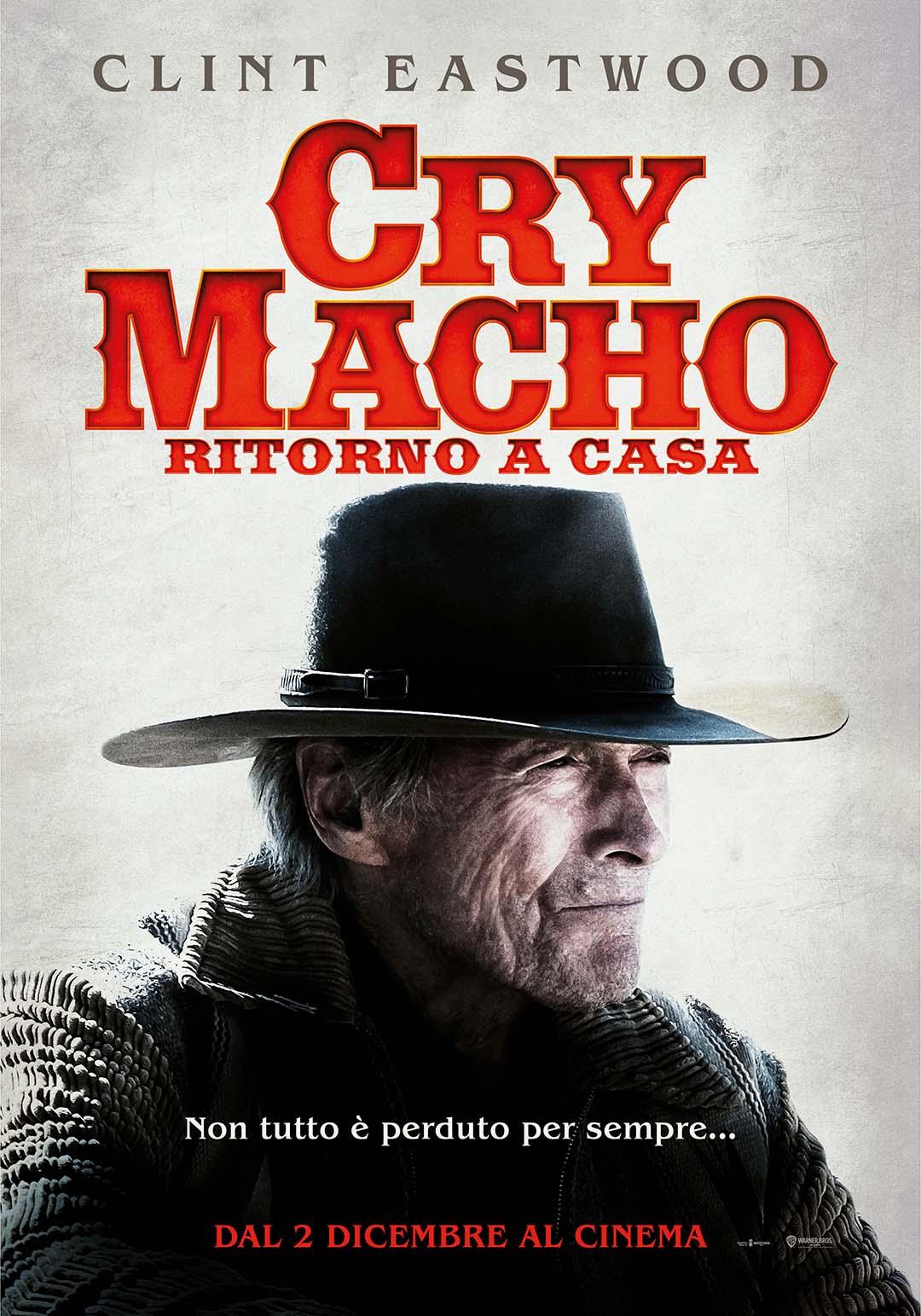 CRY MACHO – RITORNO A CASA di Clint Eastwood | Disponibili il poster ed il trailer italiani