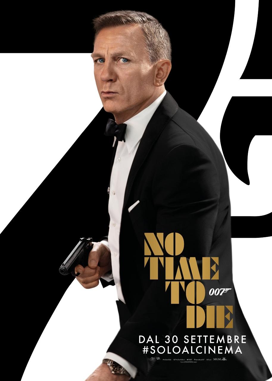 """""""No Time to Die"""" – Recensione in Anteprima. Al Cinema dal 30 Settembre 2021"""