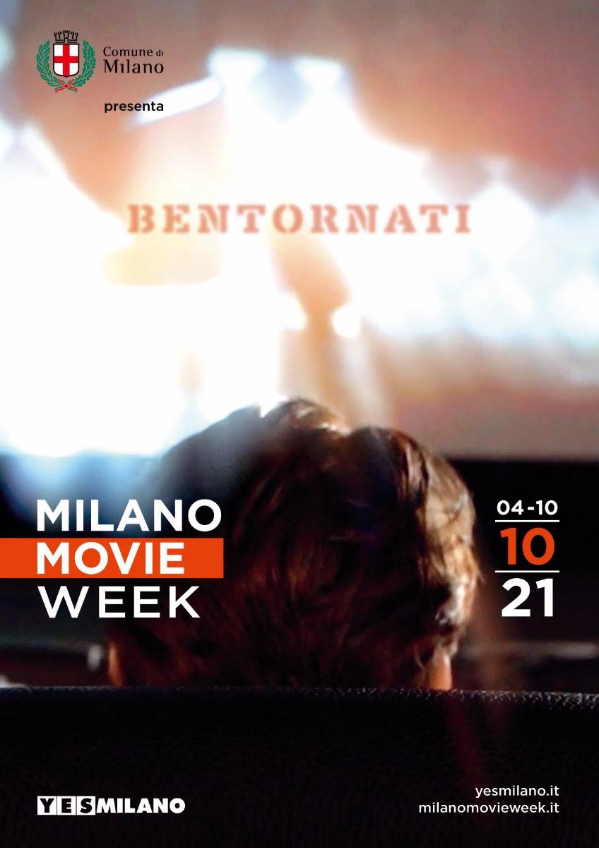 Milano MovieWeek - Al via la quarta edizione