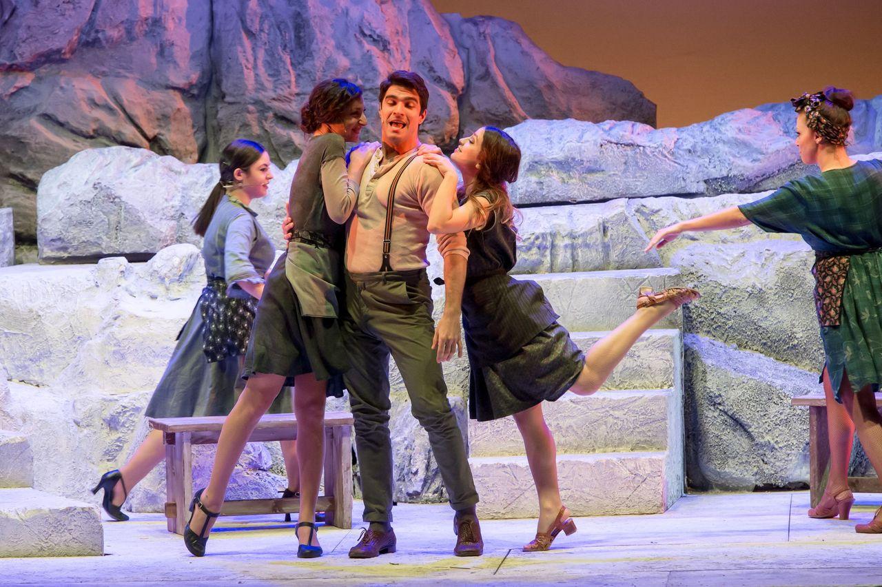 Teatro Manzoni - LIOLA' con Giulio Corso. Dal 12 al 24 ottobre 2021
