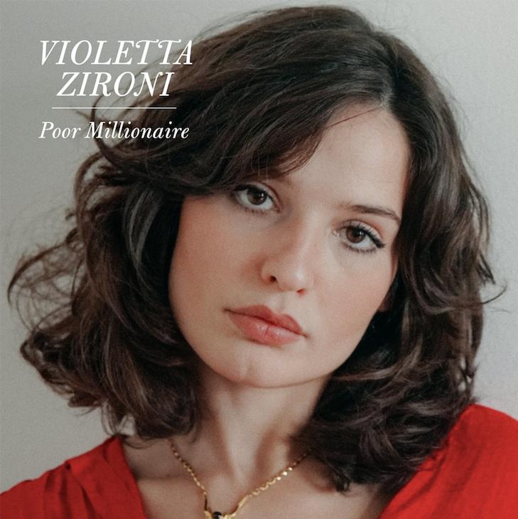 VIOLETTA ZIRONI - esce venerdì 08 ottobre