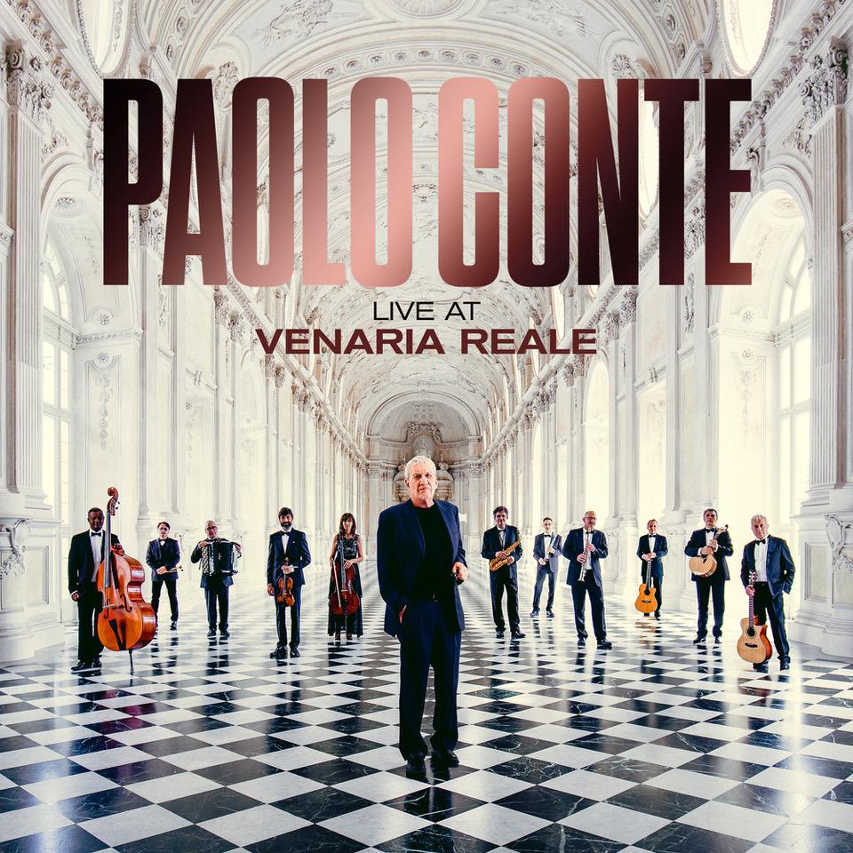 PAOLO CONTE - ESCE IL 12 NOVEMBRE IN BOX LIMITED EDITION