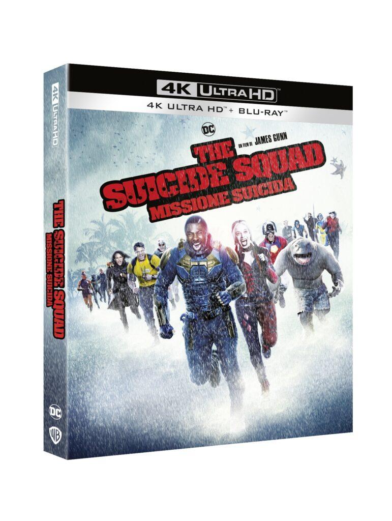 The Suicide Squad - Missione Suicida in home video dal 21 ottobre