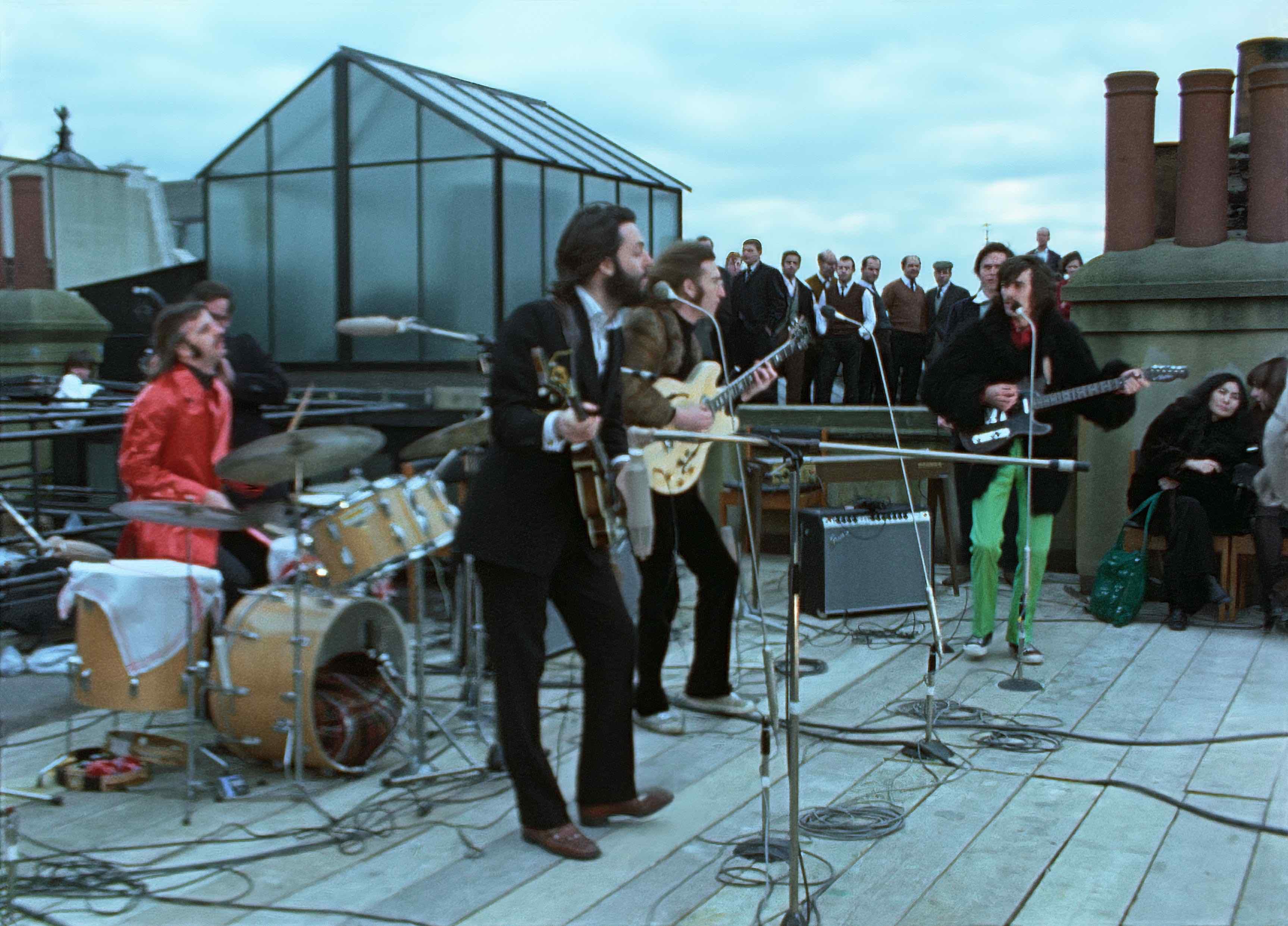 DISNEY+ | The Beatles: Get Back | Il 25, 26 e 27 novembre in streaming