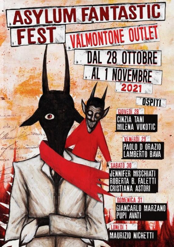 Dal 28 ottobre al 1°novembre torna l'Asylum Fantastic Fest