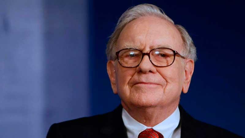 Never bet against America (Warren Buffett)