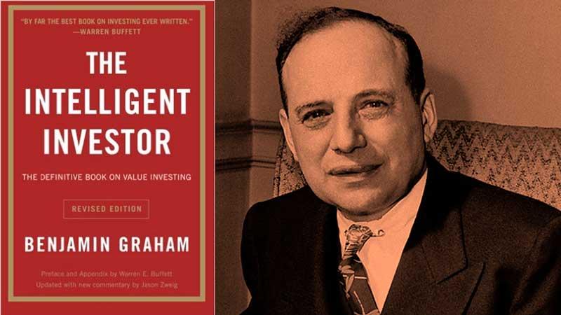 Livro O Investidor Inteligente de Benjamin Graham
