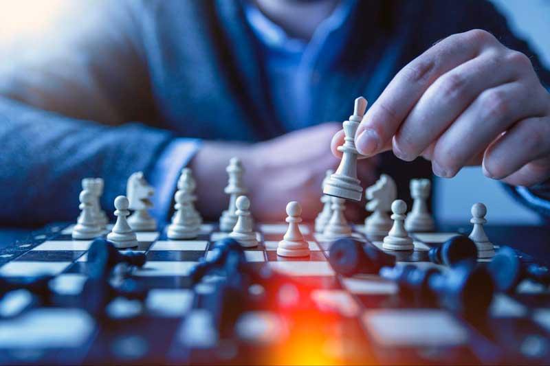 Como Investir na Bolsa para Iniciantes - Assim como no xadrez, uma estratégia te dará direções e opções para investir da melhor maneira possível