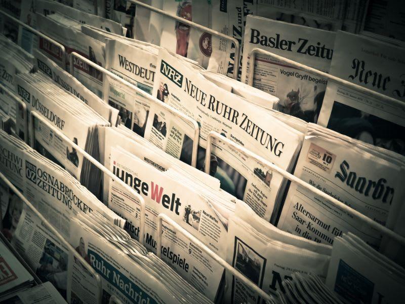 Como tudo, o mercado também é diretamente afetado pelas notícias e fatos relevantes.