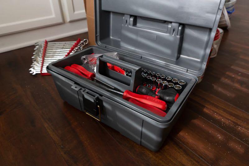 Que soluções você pretende reunir em sua caixa de ferramentas?