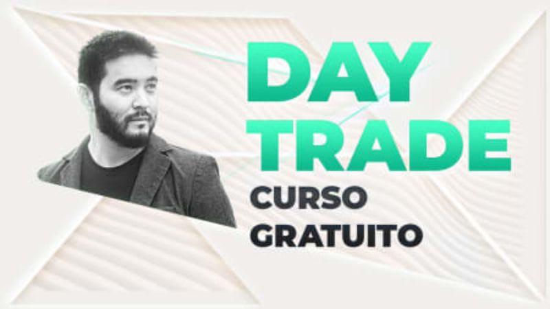 Caio Sasaki, no curso gratuito de Day Trade do Portal, te dará o conteúdo mais completo sobre trading do mercado. E você não precisa pagar nada por isso.