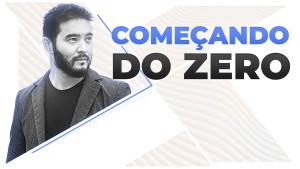 Capa do conteúdo Começando do zero