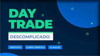 Miniatura da capa do conteúdo <strong>Day Trade </strong>Curso Gratuito