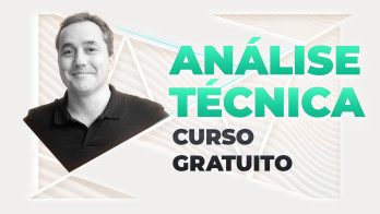 Capa do conteúdo Análise Técnica Curso Gratuito