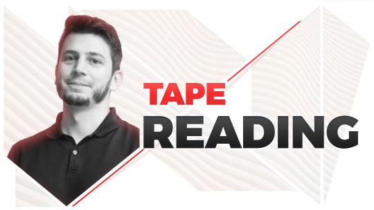 Miniatura da capa do conteúdo Tape Reading