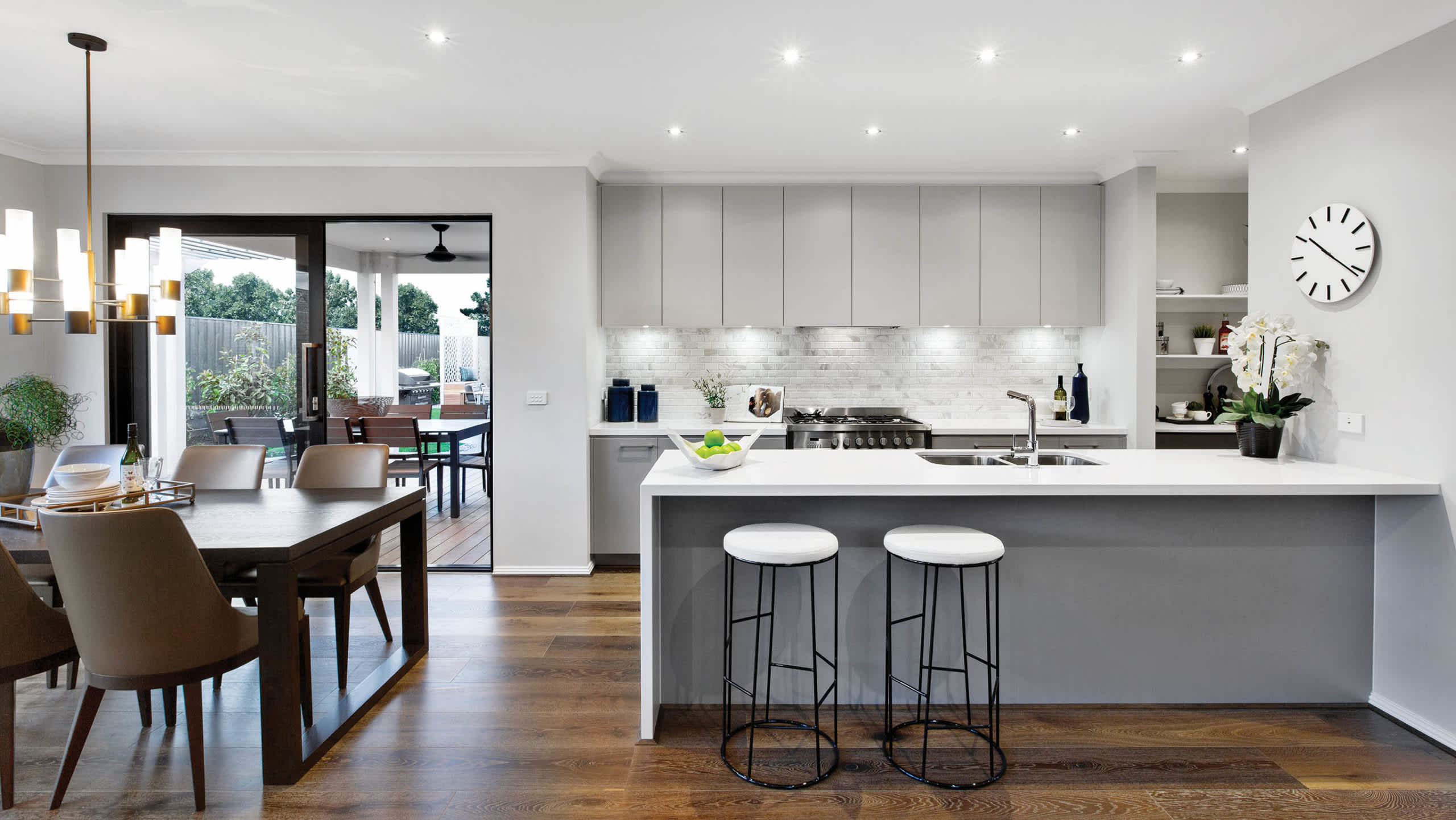 Create a kitchen to suit your tastes with these tips and tricks