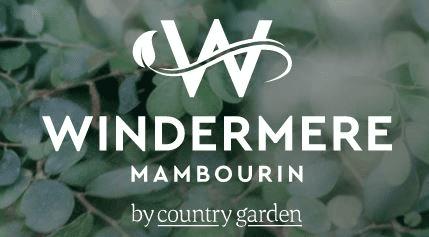 Windermere - Mambourin