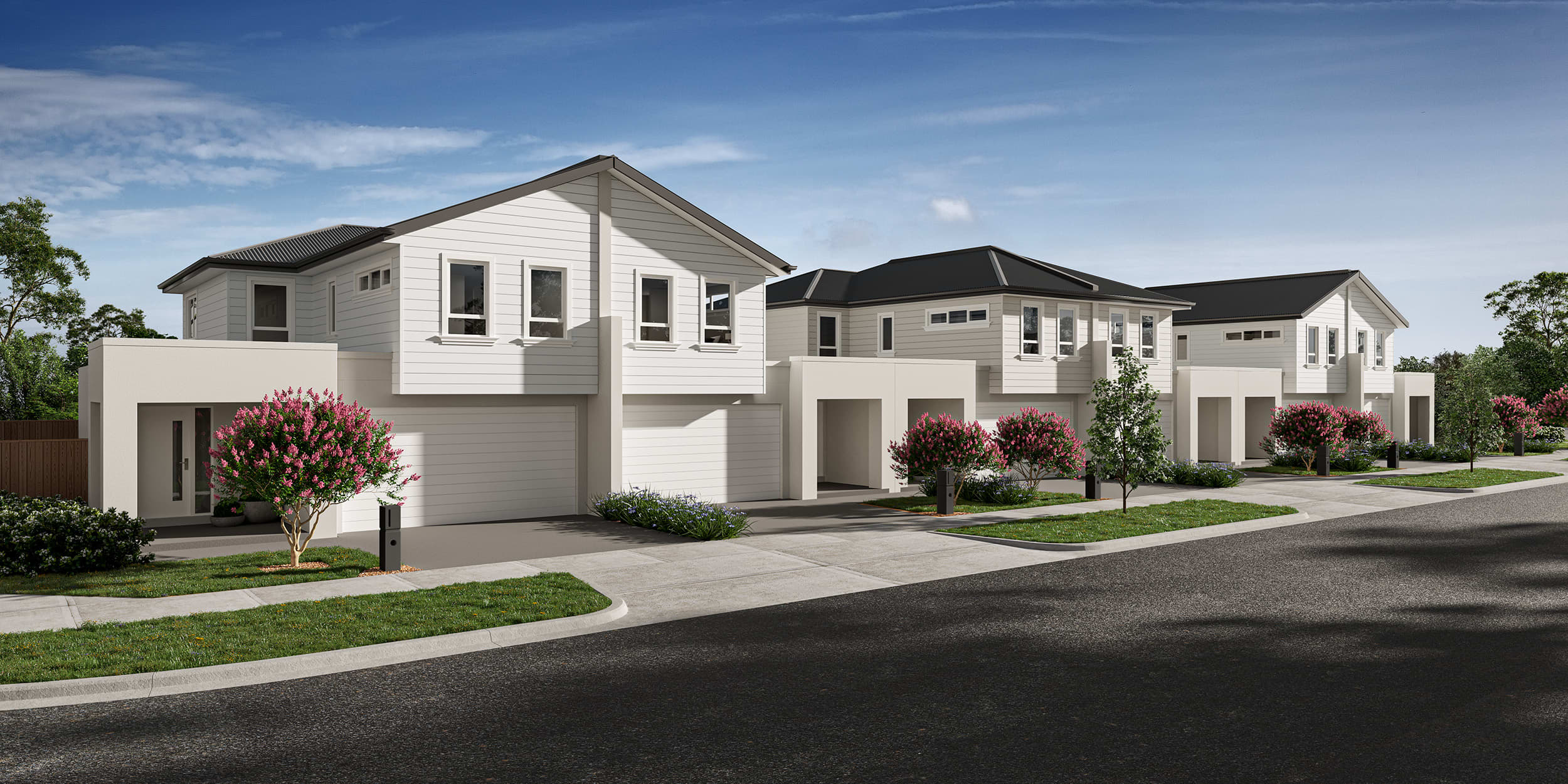 Hampton Townhomes at Bloomdale