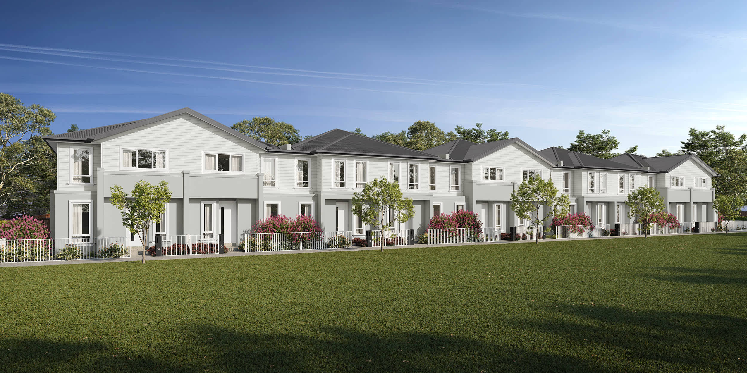 Hamptons townhomes from $459,900*