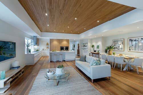 Open Plan Living Open Plan Furniture Porter Davis