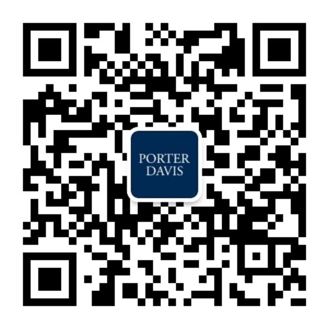 Contact Porter Davis Homes on Wechat