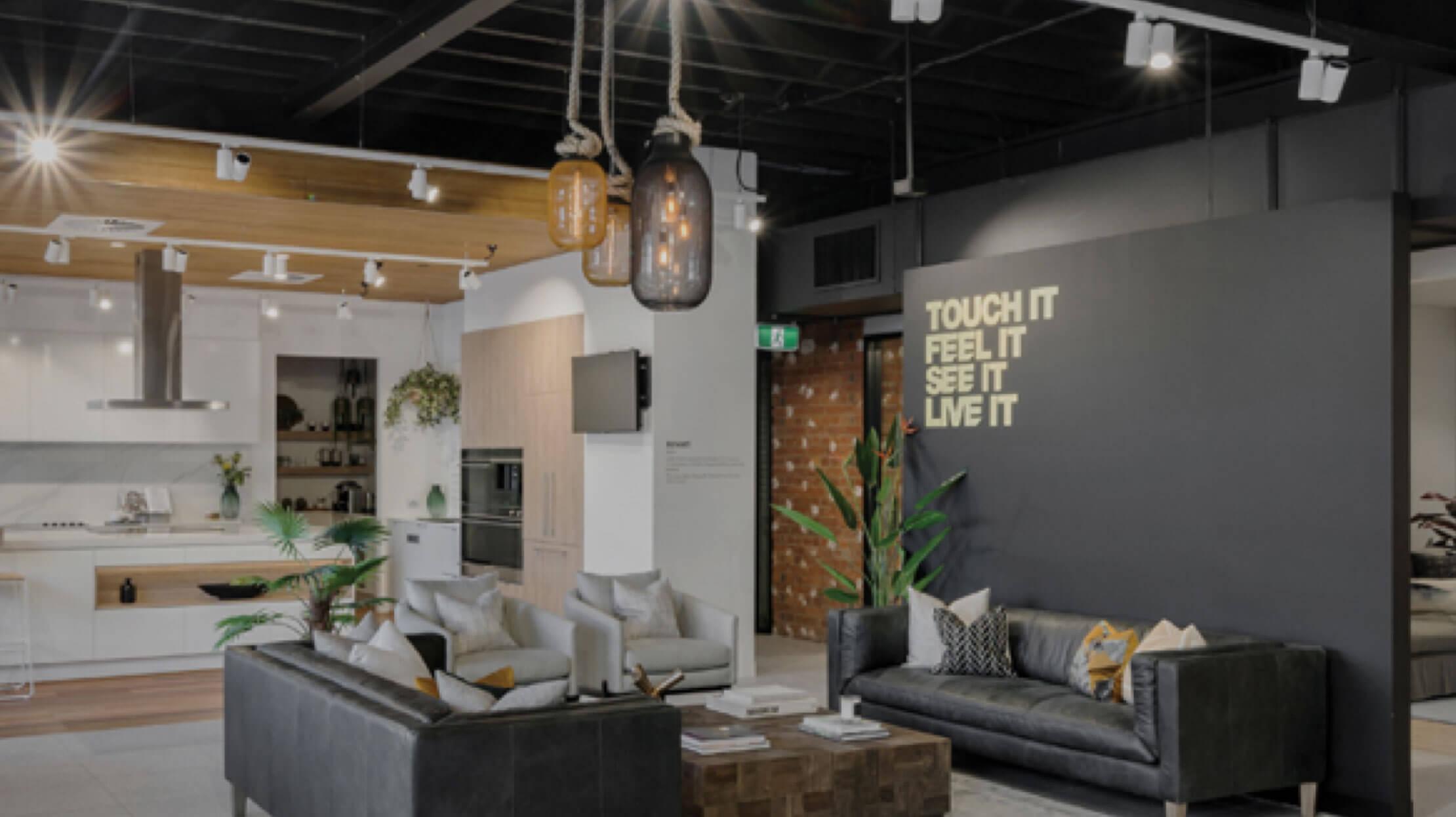Interior Design Showroom World Of Style Porter Davis
