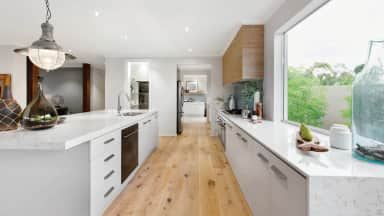 Q&A What is the timber look flooring colour used in the Rochedale at Arcadia?