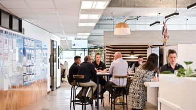 Building an award winning workplace