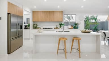 How to create the perfect white kitchen