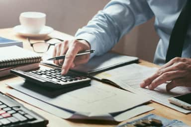 Making sure your finance adds up