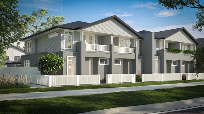 Oasis Townhomes at Harpley