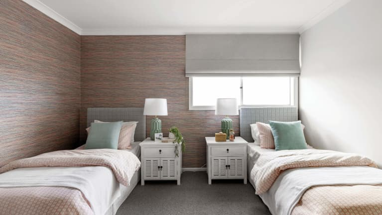Include window treatments in the build of your new home!