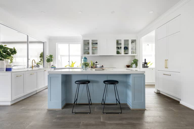 In the kitchen with Porter Davis Homes