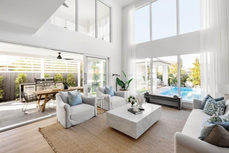 The ultimate luxury - 3m high ceilings