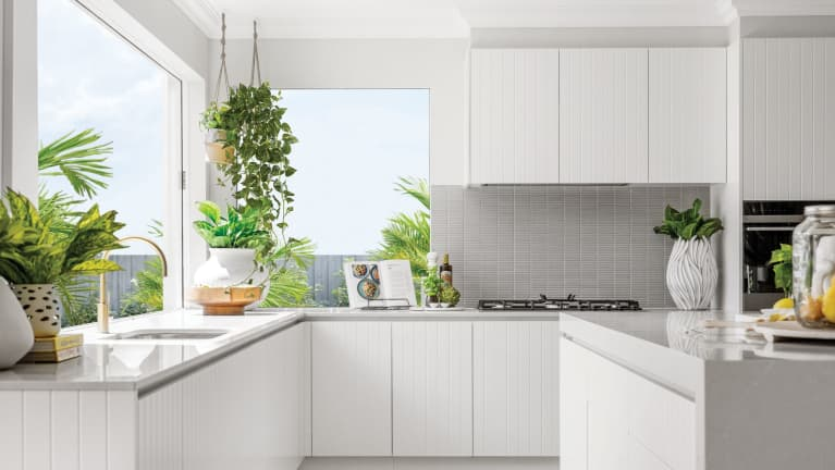 How To: Create a Hamptons Style Kitchen