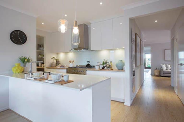 Make a style splash in the kitchen