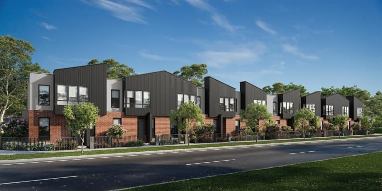 Lanceview Townhomes at Kingsfield