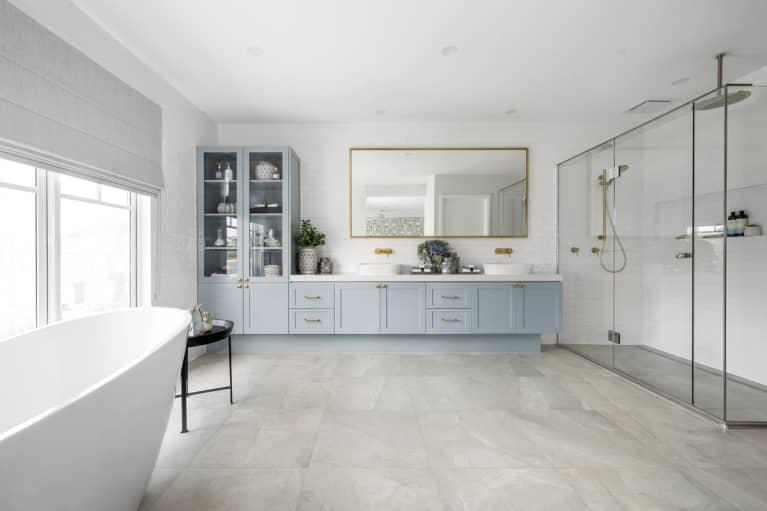 Bathroom and Ensuite