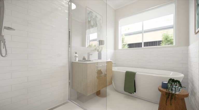 Bathroom, Ensuite & Powder