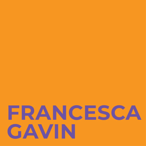Francesca Gavin